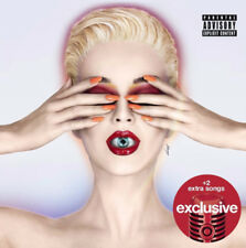 KATY PERRY Witness LIMITED EDITION TARGET CD WOW 2 BONUS TRACKS Nicki Minaj