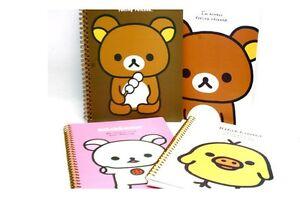 San-X-Rilakkuma-Line-Spiral-Notebook-Journal-4-Diffident-Design
