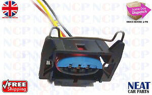 Details about Ford Zetec Engines Coil Pack 3 Way Plug + Wiring Loom on