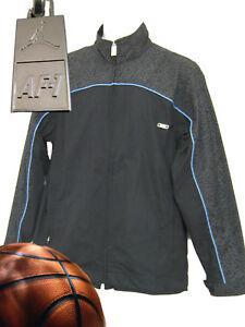 Nike-Jordan-AF1-Reissverschluss-Court-Basketball-Jacken-Klein