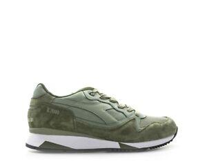 Shop Diadora Mens V7000 Camo Running Casual Sneakers Shoes