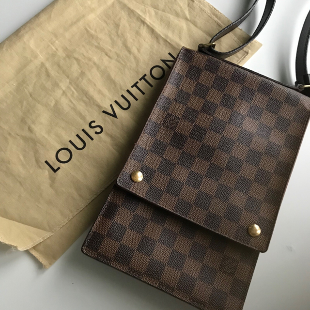 Crossbody, Louis Vuitton, damier, Louis Vuitton Portobello…