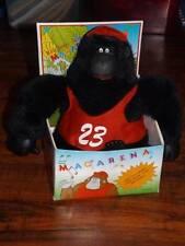 Macarena SONIC CONTROL APE Doll Plush B/O with Box