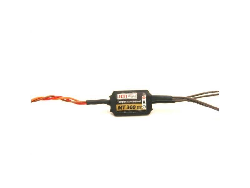 Jeti Duplex 2.4ex MT  300 sensore di temperatura - 80001310  vieni a scegliere il tuo stile sportivo