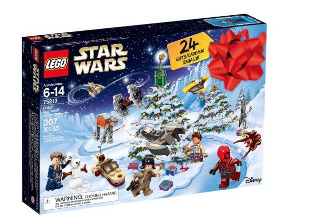 LEGO STAR WARS -  Advent Calendar -  75213 - BNISB - AU Seller