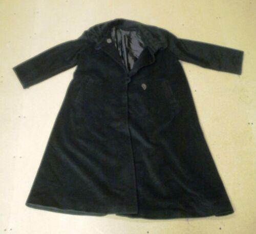 4 Frakke De Cathalo Størrelse Kvinders Sort Uld w1qpqIE