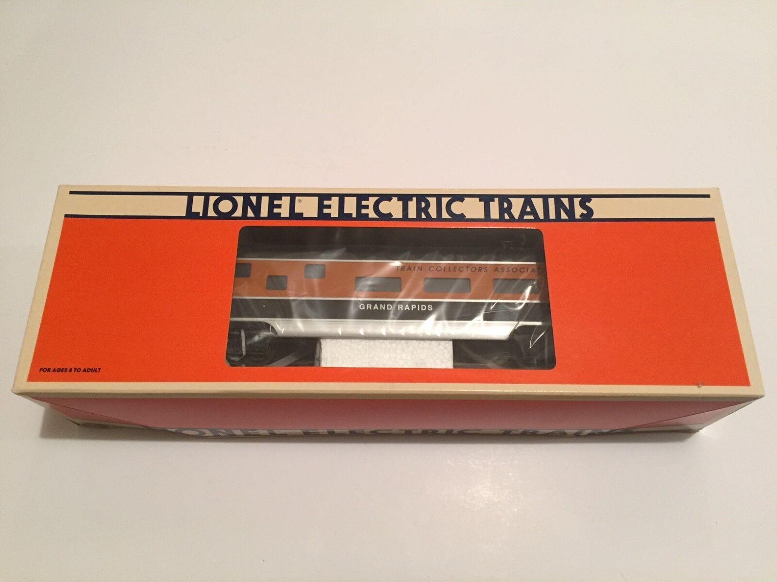 Coche Lionel   52191 Aluminio dúplex-Grand Rapids-TCA Nuevo En Caja