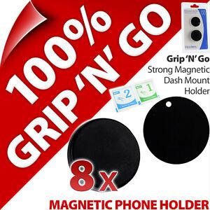8x-Universal-RALLAS-Soporte-para-coche-iman-Montura-para-movil-smartphone-MANDO