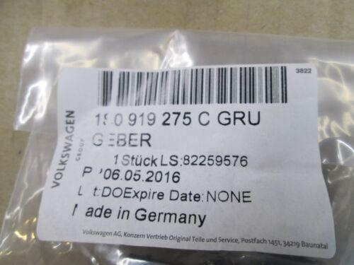 NEW GENUINE AUDI A5 A6 Q3 R8 VW POLO AMAROK CADDY PARKING SENSOR 1S0919275CGRU