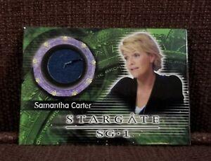 STARGATE SEASON FIVE COSTUME CARD C14 BRA/'TAC
