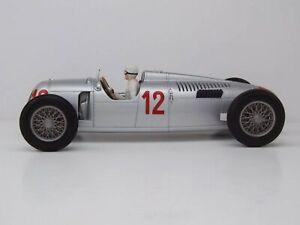 Auto-Union-Type-C-12-Hans-Piece-Gp-Budapest-1936-1-18-Minichamps-Diecast