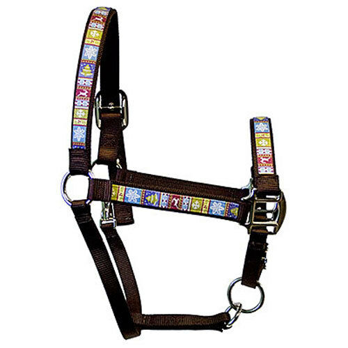 Ski Sweater Holiday  Horse Halter  good price
