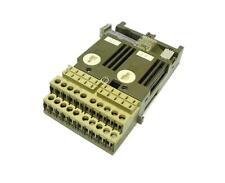 SIEMENS SIMATIC S5   6ES5 700-8MA11   PLC INPUT OUTPUT BUS MODULE
