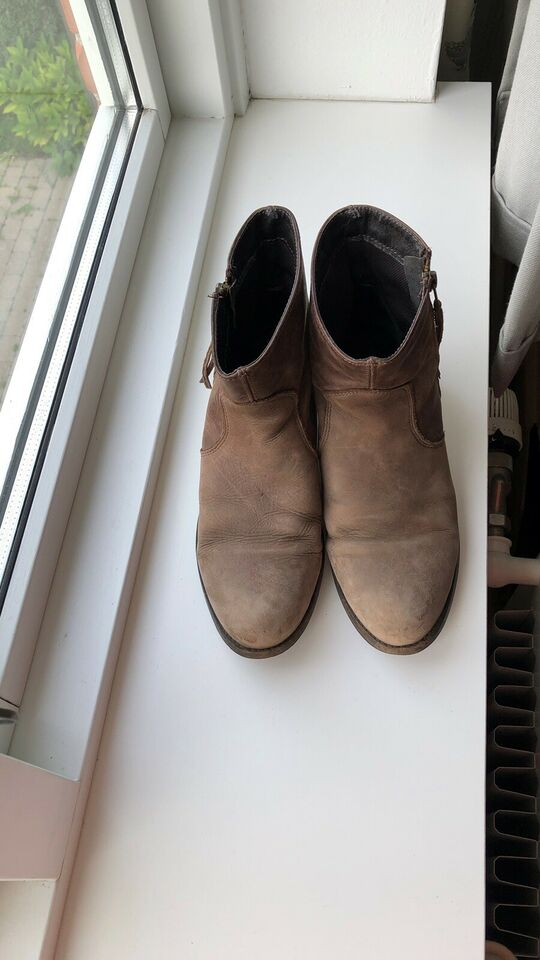 Støvler, str. 39, FEDE – dba.dk – Køb og Salg af Nyt og Brugt