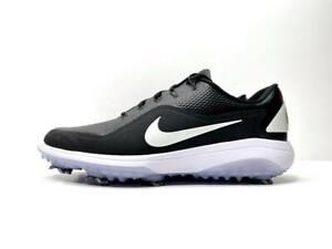 Nike-reagieren-Vapor-2-Golfschuhe-schwarz-weiss-silber-UK-9-EUR-44-US-10-bv1135-001