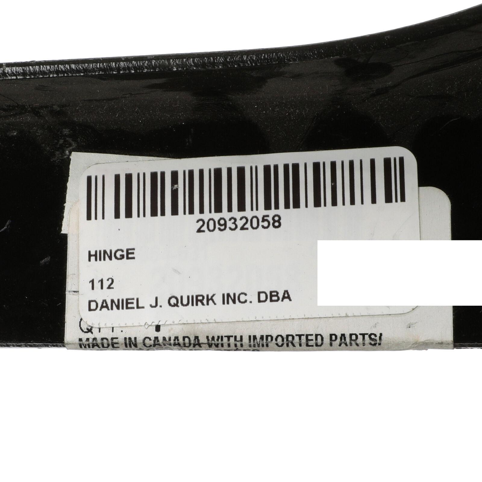 Buick GM OEM 13-17 Enclave Hood-Lower Hinge Left 22760507