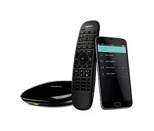 NEW Logitech Harmony Companion Remote Control with Hub & App (works with Alexa)