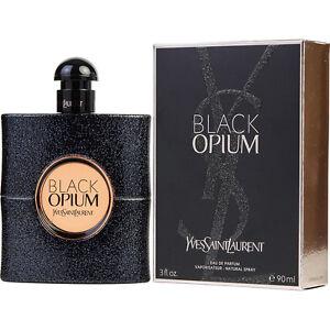 Parfum Yves Laurent Women Eau De By 3 Spray Sealed Oz Black Details Opium Saint For About zGSMVpUq