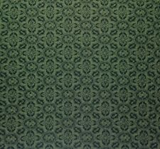 CRYPTON® HAMITON GREEN FLORAL FLOWER STAIN RESISTANT MULTIUSE FABRIC BY THE YARD