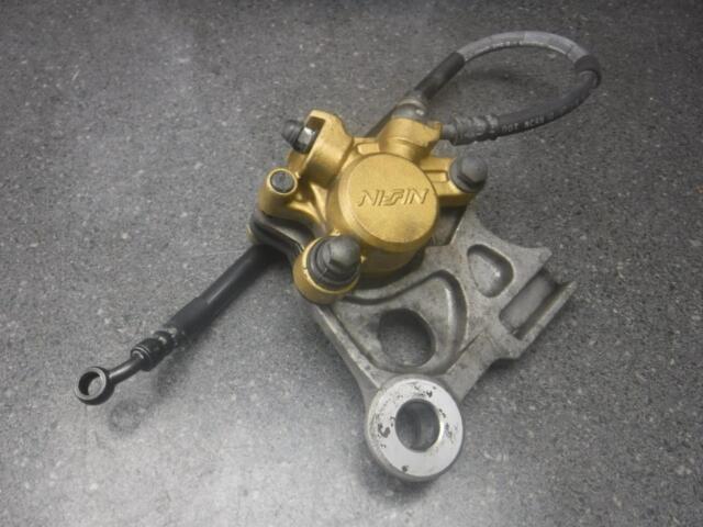 98 Honda Superhawk VTR1000F VTR 1000 Rear Brake Caliper 31D