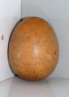 di legno Uovo per rammendo