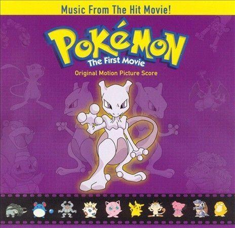 Pokemon The First Movie Score Mewtwo Strikes Back Pikachu S