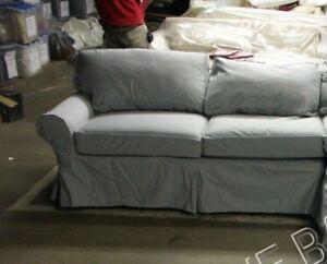 Pottery Barn Basic Sofa Sectional Slipcover Left Arm