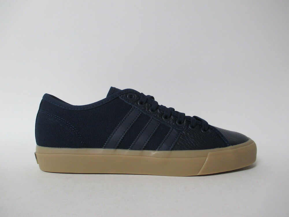 Adidas Matchcourt RX Navy bluee Gum Sz 10 BY3987
