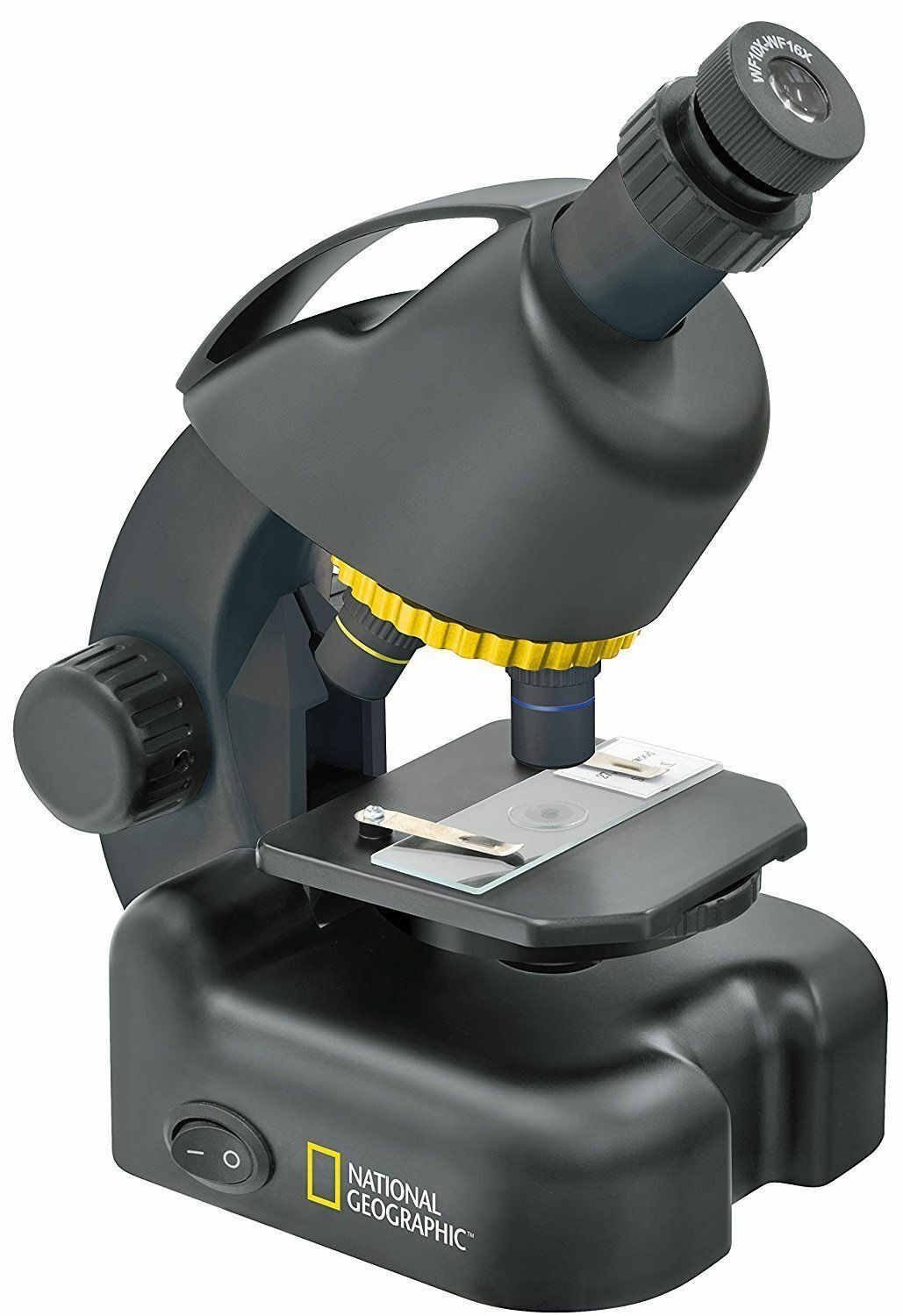 National Geographic Microscope 40x-640x with Smartphone Holder (UK) NEW