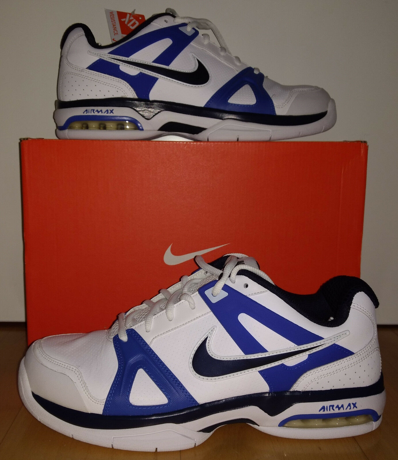 Nike Schuhe, Modell: Air Max Global Court, Gr. EUR:44,5, ungetragen, neu in OVP!