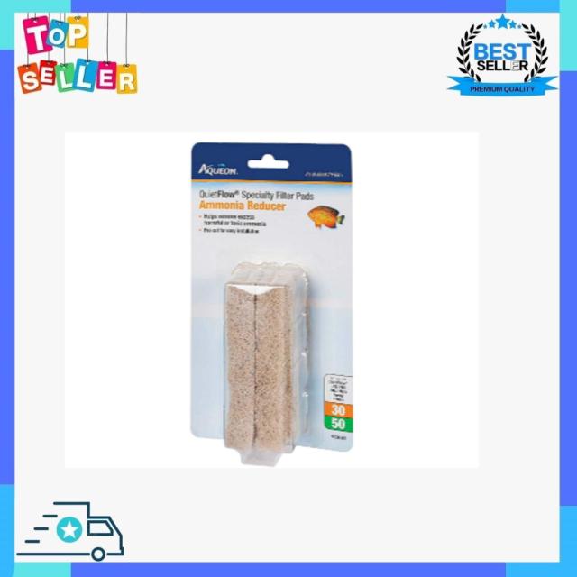 Aqueon quietflow 30//50 Filtro de especialidad pad con bio-media Rejilla fosfato remov