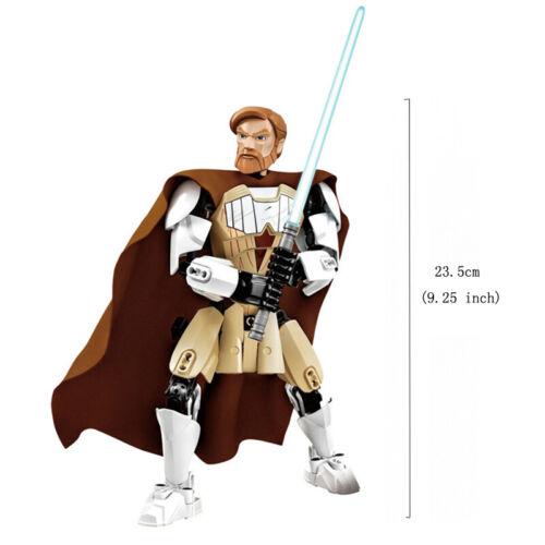 STAR Wars Stormtrooper costruibile ALLEANZA action figure Darth Vader Chewbecca giocattolo per bambino