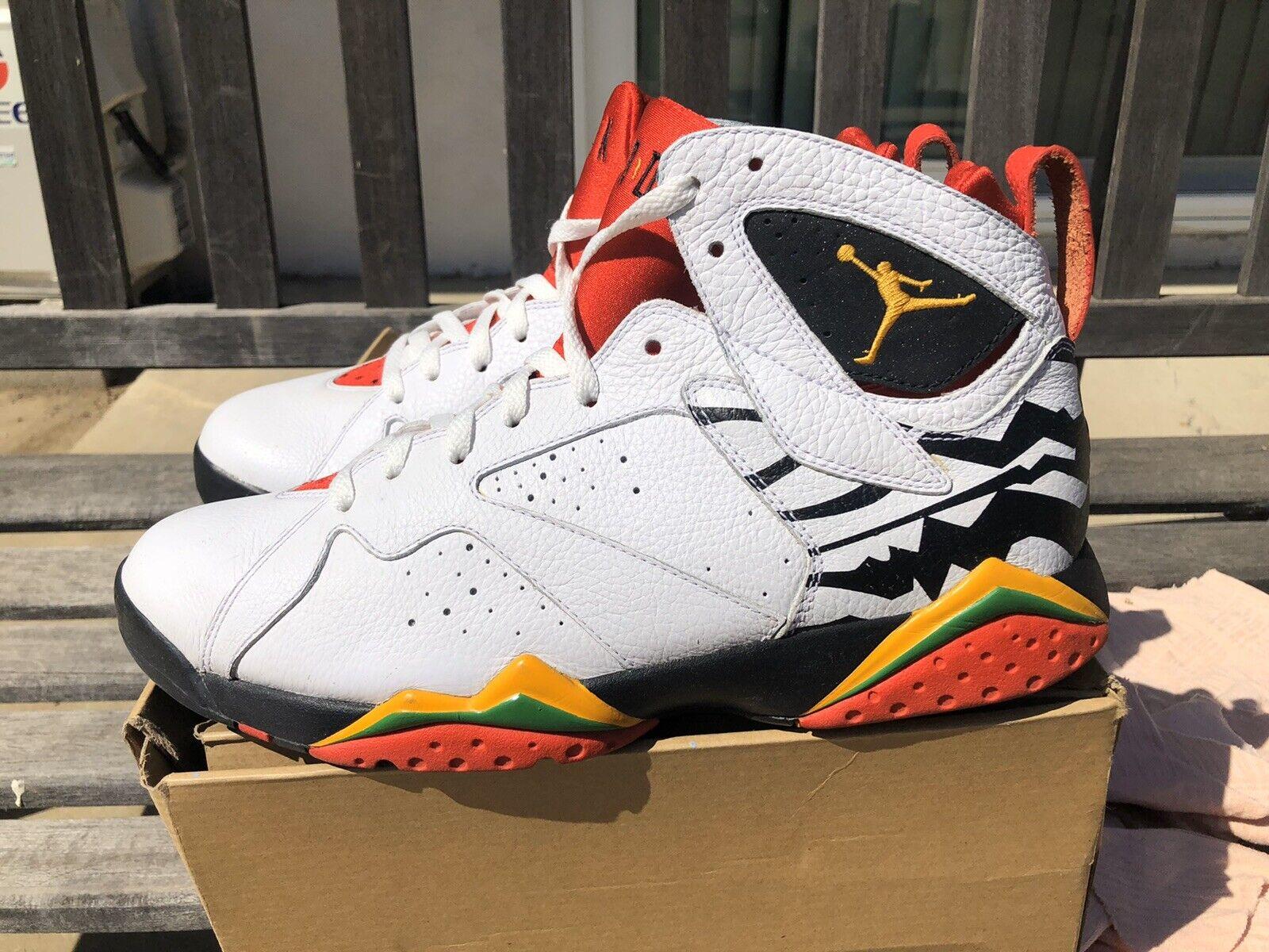 Nike Air Jordan VII 7 Retro Premio 23 Size 11 Bin 436206 101 for ...