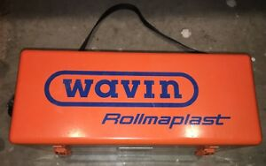 Details about Wavin Rollmaplast – Mod  E3 - Elaso Elektronik AG