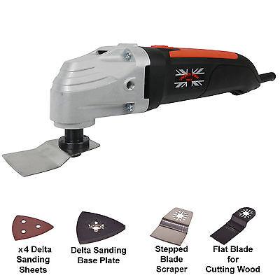 300watt D-ProTools Professional Oscillating Multi Function Tool Sander Cutter