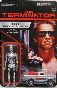 Hot Wheels Personnalisé Texas Lecteur 'em Le Terminator Real Riders