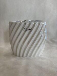 swirl oval bath caddy