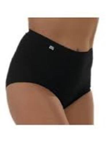 3,6 X Pack Ladies design full maxi brief cotton blend knicker Pants 12-22
