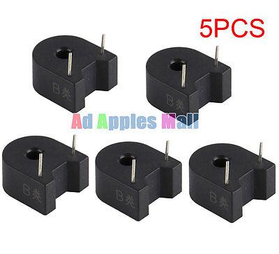5pcs 5A//5mA micro precision current transformer accuracy class 0.2