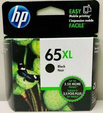 HP 65 Black & Tri-Color Original Ink Cartridges, 2 Cartridges (N9K01AN, N9K02AN) for HP DeskJet