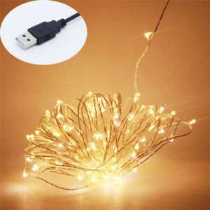 5M-50-LED-USB-Copper-Wire-LED-String-Fairy-Light-for-Christmas-Xmas-Party-Decor