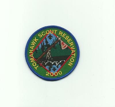 SCOUT BSA 2002 TOMAHAWK RESERVATION CAMP FIRE TOWER INDIANHEAD COUNCIL MN WI !!!
