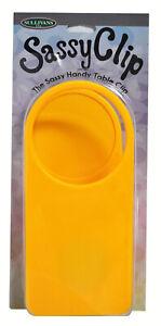 Sullivans Sassy Clip Yellow