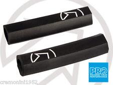 Manopole silicone nere MTB mountain bike SHIMANO PRO 130 mm black foam grip