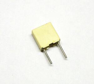 10 x condensatori 100nf 63v