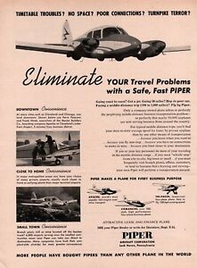 1959-Piper-Aircraft-Corporation-Apache-Tri-Pacer-Comanche-Vintage-Photo-Print-Ad