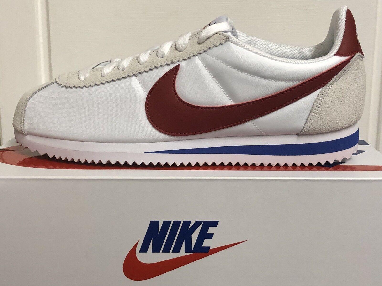Nike Classic Cortez Nylon Baskets Baskets chaussures femme UK3, 5 Eu36, 5 forestgump