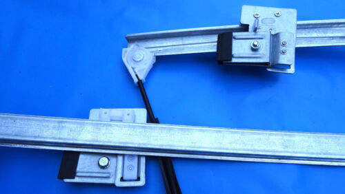 VITO//VIANO W639 FRONT RIGHT UK DRIVER SIDE COMPLETE WINDOW REGULATOR SET