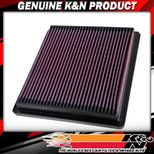 K/&N Filters Fits 1994-2004 Mitsubishi Montero Sport Hi-Flow Air Intake Filter