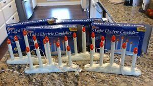 Celebrations 5 indoor Electric Candolier